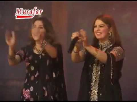 Lag Rasha Kana Ghazala Javed New Song.flv video