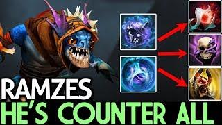 Ramzes [Slark] He's Counter All with Liken Build 7.15 Dota 2