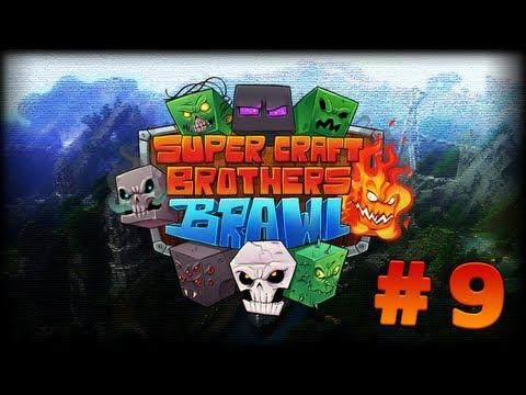 SuperCraftBros #9 - Читеры