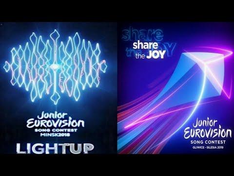 Junior Eurovision 2018 VS Junior Eurovision 2019