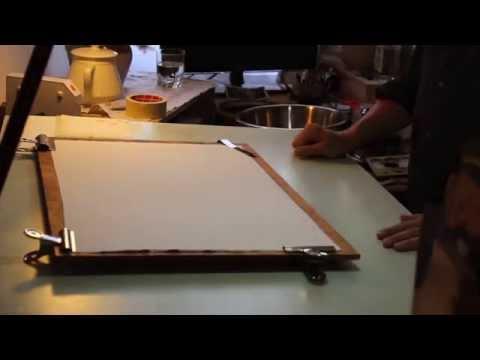 Watercolor Techniques EPISODE 01 -  Paper Preparation