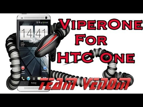 ViperOne ROM Review for HTC One - Sense 5
