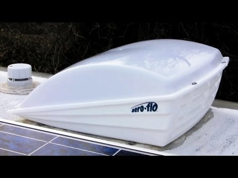 HOW TO: Install an RV Roof Vent Cover