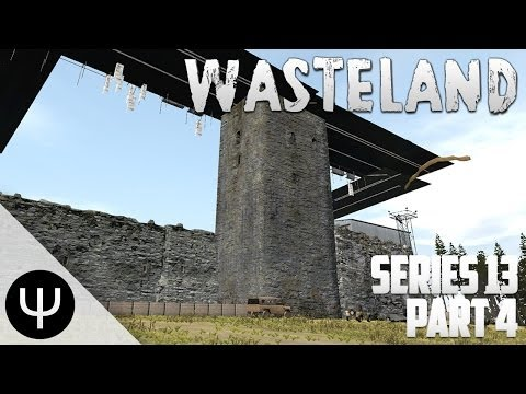 ARMA 2: Wasteland Mod — Series 13 — Part 4 — Lewis Airlines!