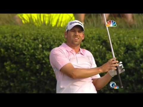 Sergio Garcia Breaks Down @ 2013 The PLAYERS Championship