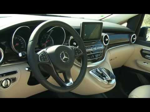 Mercedes-Benz V-Class AVANTGARDE 250 BlueTEC Design | AutoMotoTV