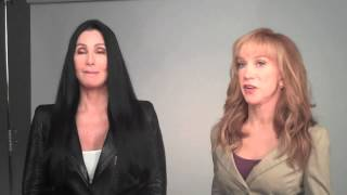 Kathy Griffin and Cher - People Love Me