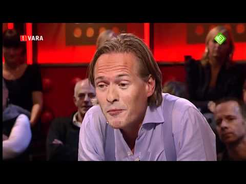 Jort Kelder vs. Pieter Storms in DWDD 14-09-2010