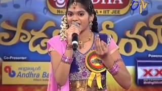 Paduthatheeyaga jalakalatalalo song by maanya