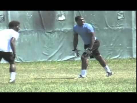 Carson Colts Football - WeAreSC interviews Wide Receiver Darreus Rogers and Coach Asante