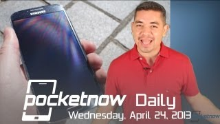 Galaxy S 4 Review, Apple's WWDC Invites, Android 5.0 Delays & More - Pocketnow Daily