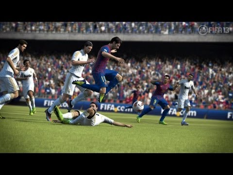 FIFA 13 | E3 First Gameplay Trailer