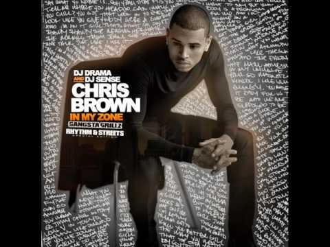 Dj Drama-chris Brown-in My Zone-08-big Booty Judy video