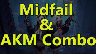 Midfail & AKM Combo   Fun gameplay   9mm atrocity   Tamil  