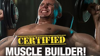 How to Gain Muscle Fast WORKS EVEN ON STUBBORN MUSCLES!