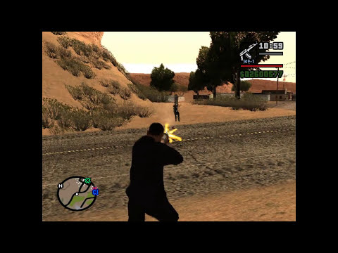 GTA San Andreas misterix mod loquendo part 2