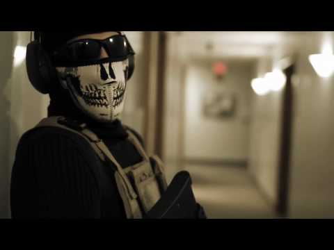 Modern Warfare 2 meets Metal Gear Solid - part 2