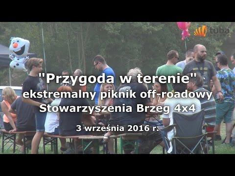 Przygoda w terenie Ekstremalny piknik off roadowy Brzeg 4x4
