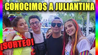 PRIDE 2019 ft. JULIANTINA | 👬 ¡HEY BEBOTES! 👨‍❤️‍💋‍👨