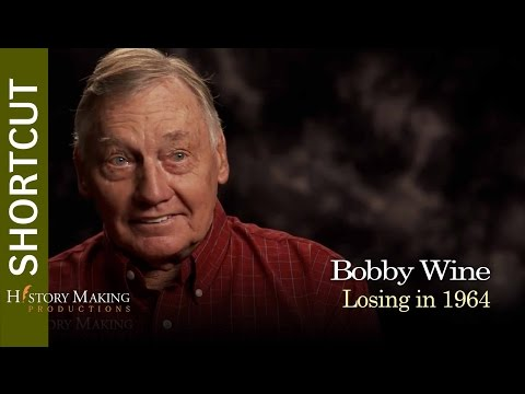 Short Cuts: Bobby Wine speaks on the the games lost in 1964 and some sayings of Gene Mauch. Visit our website at http://www.historyofphilly.com.