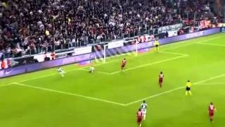 Juventus - Roma 4-1 - Sky HD - Goals and Highlights Serie A 6° Giornata 29_9_2012