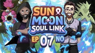 "Pokémon Sun & Moon Soul Link Randomized Nuzlocke w/ Nappy + Shady - Ep 7 ""A MEGA TOTEM..."""