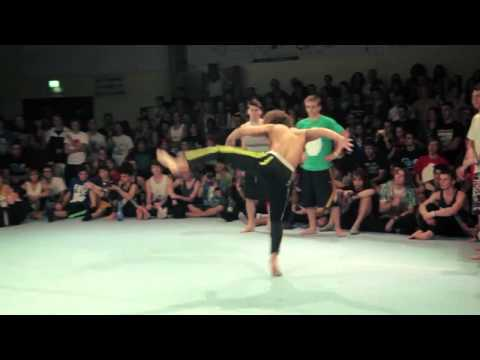 боевая акробатика