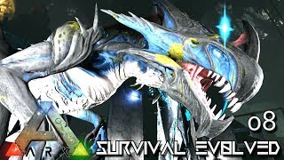 ARK: ABERRATION MODDED - LVL600+ REAPER KING TAMING !!! E08 ( GAMEPLAY ARK: SURVIVAL EVOLVED )