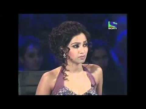 X Factor India - Sahiti Gs performance on O Sajna Barkha Bahar...