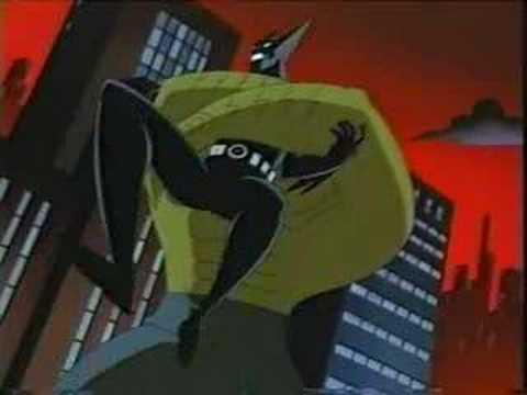 Batman Beyond VS The Riddler, Killer Croc And Two-Face Video