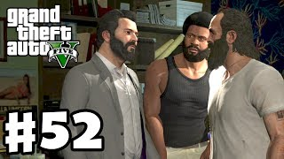 Grand Theft Auto 5 - Gameplay Walkthrough Part 52 - The Big Score Setup (GTA 5, XBox 360, PS3)