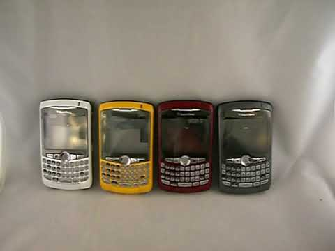 Blackberry Curve 8300 8310 8320 8330 Full Housing