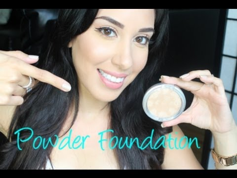 My FAVORITE Full Coverage Powder Foundation: Physicians Formula Mineral Wear Review