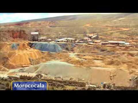 Obras Realizadas por la DIMA - COMIBOL en Oruro