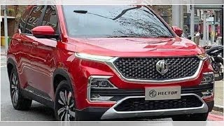 MG Hector – What we know so far | CAR NEWS 2019