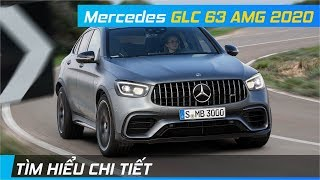 Mercedes AMG GLC 63 2020 | Thiết kế mới, thêm tính năng | XE24h