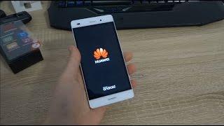 Распаковка и небольшой обзор смартфона HUAWEI P8 Lite