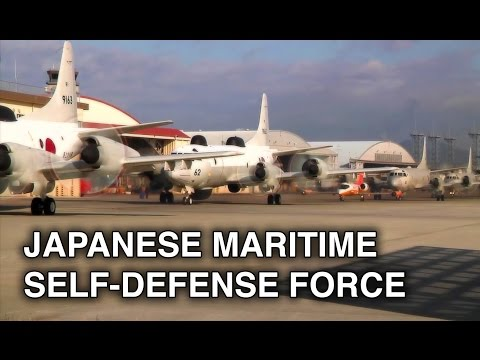 Japanese Maritime Self-Defense Force • First Flight Of The 2015