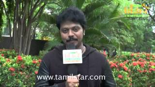 Sridhar At Pokiri Mannan Movie Team Interview