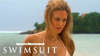Bar Rafaeli Throwback Cover Shoot | Sports Illustrated Swimsuit