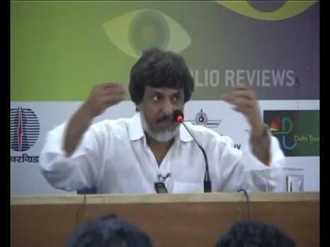 Diwan Manna - Artist Talk  - Audio Visual Presentation - Delhi Photo Festival 2011