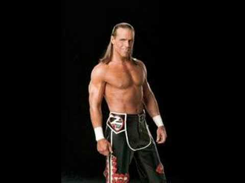 WWE Shawn Michaels Entrance Theme Song Video