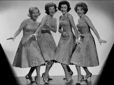 The Chordettes - Mr. Sandman, 1954
