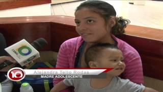Crece índice de embarazos en adolescentes: IMSS