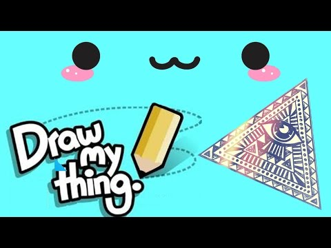 Illuminati? | Draw My Thing video