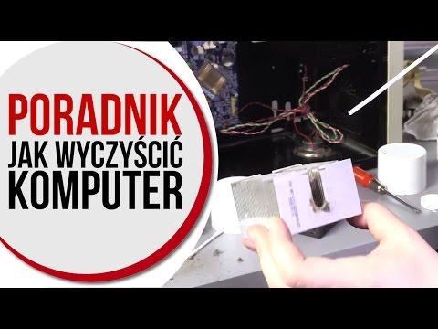 Poradnik: Jak Wyczyścić Komputer Z Kurzu