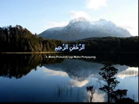 Murotal Al Qur'an Merdu Ustadz Aswandi Al Fatihah video