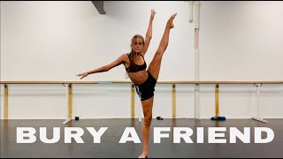 Bury A Friend Billie Eilish Choreography By Paris Cav