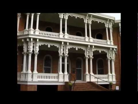 The antebellum homes of Natchez, Mississippi