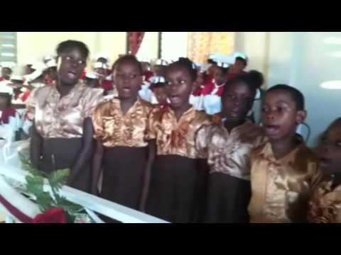 LWCS Haiti Sings 2015